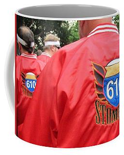 610 Stompers - New Orleans La Coffee Mug by Deborah Lacoste