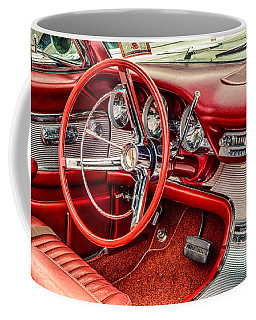 62 Thunderbird Interior Coffee Mug