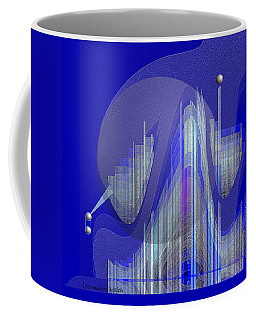 629 - City Of Future 5 .... Coffee Mug