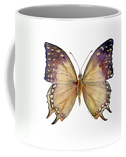63 Great Nawab Butterfly Coffee Mug