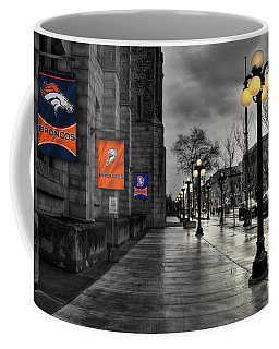 Denver Broncos Coffee Mug