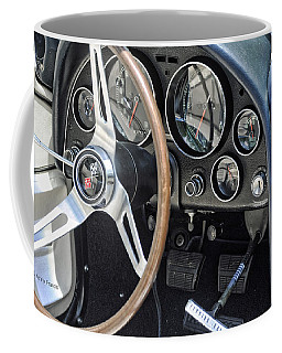 '66 Corvette Dash Coffee Mug
