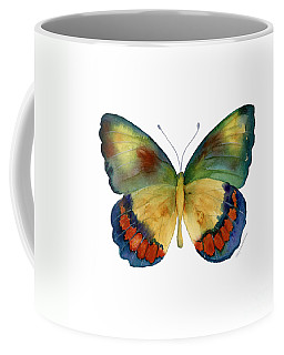 67 Bagoe Butterfly Coffee Mug