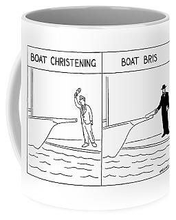 New Yorker January 17th, 2000 Coffee Mug
