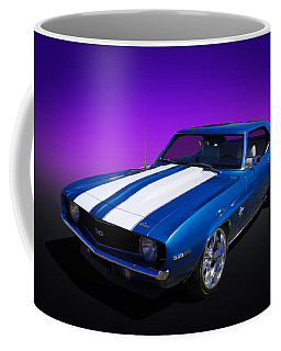 69 Camaro Coffee Mug by Keith Hawley