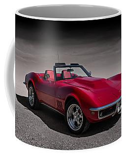 69 Red Stingray Coffee Mug