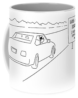 New Yorker February 21st, 2000 Coffee Mug