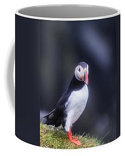 Atlantic Puffin Fratercula Arctica Coffee Mug