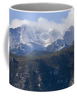 Cloudy Peak Coffee Mug