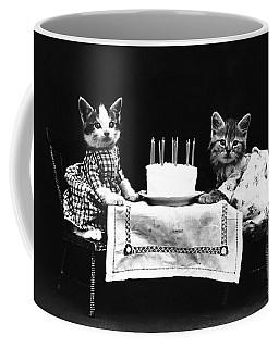 Frees Kittens, C1914 Coffee Mug