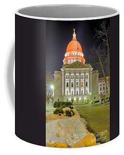 Madison Capitol Coffee Mug