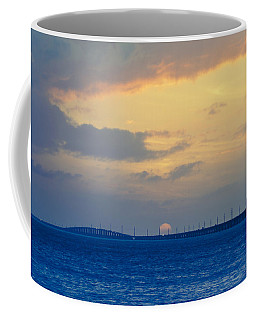 7 Mile Bridge 5 Coffee Mug by Scott Meyer