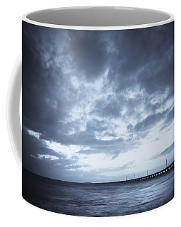7 Mile Bridge 6 Coffee Mug by Scott Meyer