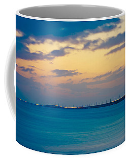 7 Mile Bridge 8 Coffee Mug by Scott Meyer