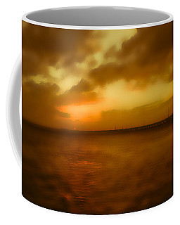 7 Mile Bridge Coffee Mug by Scott Meyer