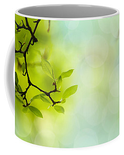 Spring Green Coffee Mug