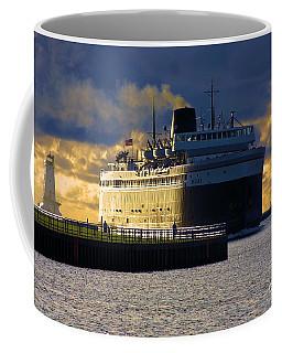 S.s. Badger Coffee Mug