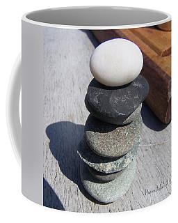 7 Stone Cairn Coffee Mug