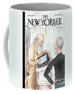 New Yorker October 17th, 2011 Coffee Mug