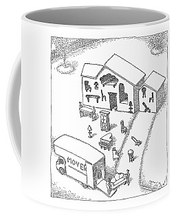 New Yorker April 30th, 2007 Coffee Mug