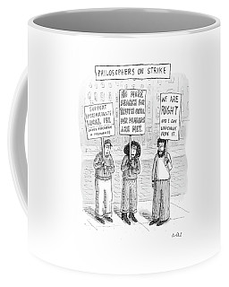 New Yorker December 3rd, 2007 Coffee Mug