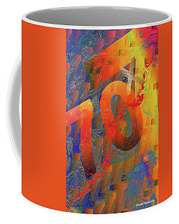 70 X 7 Coffee Mug by Chuck Mountain