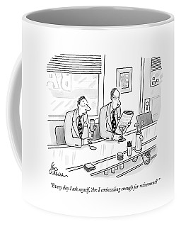 Retirement Savings Coffee Mugs