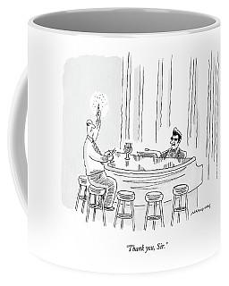 Thank You, Sir Coffee Mug