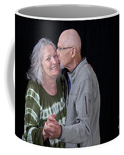 75 And Counting Coffee Mug by Sean Griffin