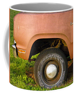 Coffee Mug featuring the photograph 78 Dodge Power Wagon  by Nick Kirby