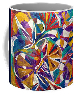 7th Chakra Meditation Coffee Mug