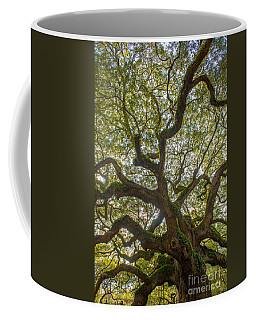 Island Angel Oak Tree Coffee Mug