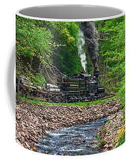 Cass Scenic Railroad Coffee Mug