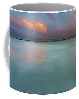 Sunset On Hilton Head Island Coffee Mug by Peter Lakomy