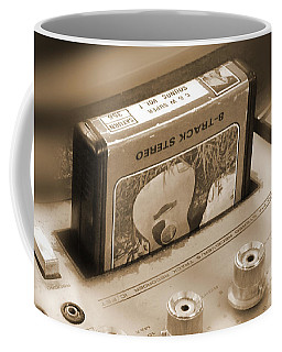 8-track Tape Player Coffee Mug