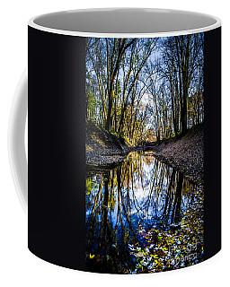 Treasure Of Leaves Coffee Mug
