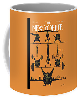 New Yorker August 6th, 2012 Coffee Mug