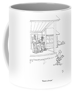 Storm's A-brewin Coffee Mug