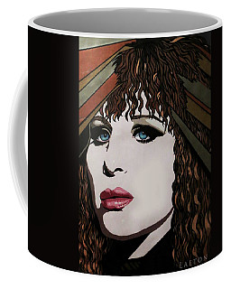 80's Barbra Coffee Mug