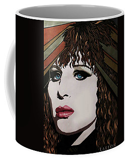 80's Barbra Coffee Mug