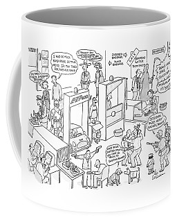 New Yorker November 27th, 2006 Coffee Mug