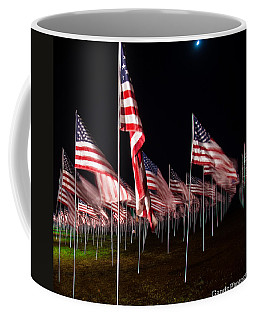 9-11 Flags Coffee Mug