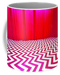 Black Lodge Coffee Mug