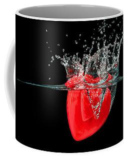 Heart Coffee Mug by Peter Lakomy