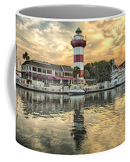 Lighthouse On Hilton Head Island Coffee Mug