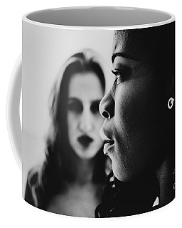 Coffee Mug featuring the photograph Prestige by Traven Milovich