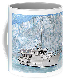 Its Cold As Ice Its Paridise Coffee Mug