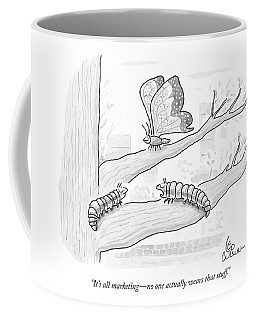 It's All Marketing - No One Actually Wears That Coffee Mug