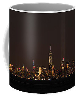 9.11.2014  View From Staten Island Coffee Mug by Kenneth Cole