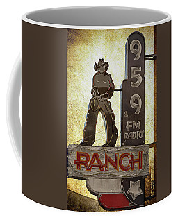 95.9 The Ranch Coffee Mug